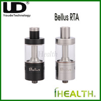 base clips - 100 Original Youde UD Bellus RTA Tank ml Capacity Top Refilling Side Airflow Design with Easy Building Clip on Base Direct Blow Coils