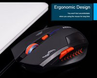 batteries laser mouse - USB Laser Computer Gaming Wireless Mouse For PC Laptop Built in Rechargeable Battery With Charging Cable S