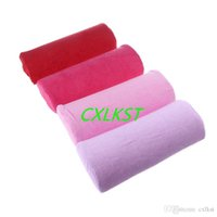 Wholesale Hand Rest Cushion Pillow Towel Care Salon Soft Column Nail Art Manicure Washable Good Quality Brand New
