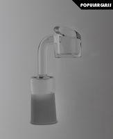 Wholesale 4mm Thick Quartz Banger Quartz Nail Female Joint Size mm and mm degrees PG094