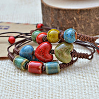 art strands - 2016 new summer fashion woman bracelet colours Art Decoration Chinese special characteristics Bohemia accessory beach derections XTSS003