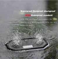 bee tablet - New Bee Wireless Bluetooth CSR IP66 Waterproof Portable Pocket Outdoor Speaker with Mic for Smart Phones and Tablets