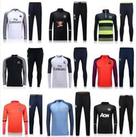 arsenal prints - NEW PSg training suit Best Quality Arsenal tracksuits Chelsea training suit Arsenal tracksuits Real Madrid Jogging suit