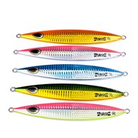 Wholesale 5pcs Lead fish g fishing lure color fishing Bait Casting Lure Deep sea Jig Fishing Tackle Exported toJapan