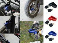 Wholesale Security Protect Disc Brake Anti theft Disk Disc Brake Wheel Rotor Lock For Scooter Bike Bicycle Alarm Lock