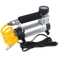 Wholesale Portable Super Flow DC V PSI Auto Tire Inflator Car Air Compressor ElectricTire Pump Inflator CEC_001