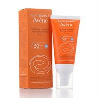 Wholesale Avene SPF50 very high protection sunscreen cream senstive skin can be used made in france skin protection