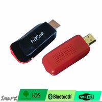 Wholesale 10PCS Best smart TV Stick P WiFi Wireless Display Receiver TV Dongle HDMI TV PCOTA DLNA Airplay
