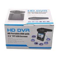 2016 ventas calientes de venta de 2,5 '' levas tablero de coches coche DVR sistema de cámara grabadora de recuadro negro H198 versión de la noche del video de la cámara de la rociada