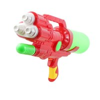 beach press - 10 Nozzles Super Waterpower Water Gun Ultra large Capacity to M Range Summer Press Style Water Toys