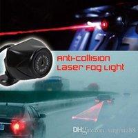 Wholesale Anti Collision Laser Fog Light Security System for Car Motor Truck Tractor v Offroad Laser Anti Fog Rain Warning Light IP67
