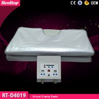 Wholesale Promotion far infrared sauna blanket weight loss machine for style women and men slimming use