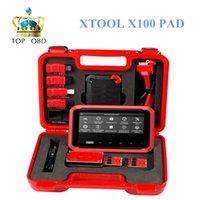 auto oil brands - 100 Original XTOOL brand new X100 PAD auto key programmer x100 key programmer with oil rest tool Odometer Adjustment DHL Free