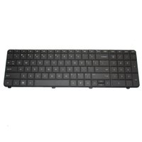 Wholesale New Black Laptop US Keyboard For HP Compaq CQ72 G72 G72 B66US G72 CL G72 US G72 B60US G72 SB G72 US G72 NR Series K922