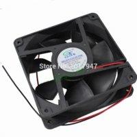 Copper amd machines - 1Pieces GDT DC V Pin mm mm Machine Case Cooler Heatsink Fan Fans amp Cooling