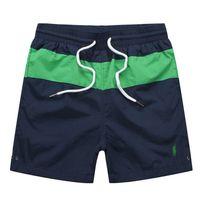 Wholesale Men clothing New POLOS HOT brand summer shorts men hot surf beach swimwear beach shorts men board shorts top quality