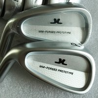 Wholesale Hot sale New mens Left handed Golf Heads MM FORGED PROTOTYPE Golf Irons Heads P Irons clubs heads