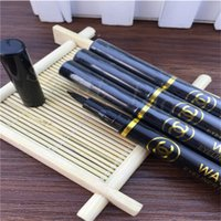 Wholesale Hot Eye Liner Waterproof Very Sharp Liquid Eyeliner Pen pencil lowest Girl Lovest Eyeliner Combination Make up Eye Shadow Styling Tools
