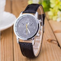 cheap leather watch straps uk uk delivery on cheap leather cheap the best cheap watch for mens fashion leather straps watches luminous quartz watches three eyes