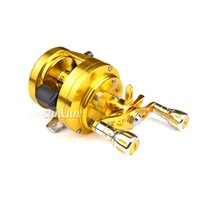 al forging - 12BB Fishing Reel CNC machined forged AL Alloy Casting Reel Aluminum Stainless Steel Spinning Reel CA200