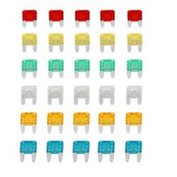 amp motorcycles - 30 MIX Car Auto Truck Motorcycle Mini Blade Fuse Amp