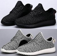 ankle basketball shoes - DORP SHIPPING boost Running shoes Classic Low Kanye West Athletic Boots Ankle Boots Low cut Shoes Sports running shoes