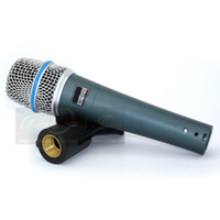 beta computer - BETA57A Wired Microphone Super Cardioid Karaoke Microphone Dynamic Mic For BETA A Stage Singer Handheld Mike Microfone