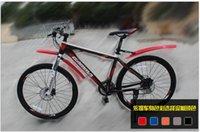 Wholesale Bike Cycling Race Fender Colorful bike quick release mudguard can t break off