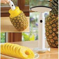 pineapple cutter - Hot Sale Fruit Pineapple Corer Slicers Pineapple Peeler Easy Slicer Peeling Knife Cutter Kitchen Easy Tools