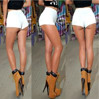 aa jeans - Summer New Fashion AA Style Womens Sexy Skinny Thin High Waist Shorts Denim Shorts Jeans Side Zipper Short Women Clothing