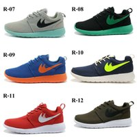 Wholesale Drop Shipping Color Cheap Brand London Olympic Roshe Run Men Women Running Shoes For Sale Sneakers Size