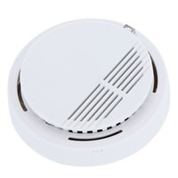 Wholesale Smart Photoelectric Home House Building Security Smoke Alarm Cordless Smoke Detector Fire Alarm Sensor Equipment