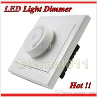 Wholesale 300W LED Dimmer Switch Brightness Control for Dimmable LED Lights Input V HZ brightness Controller years warranty