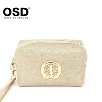Wholesale 2016 TOP Large Capacity Travel Cosmetic Bag Protable Makeup Bag Purse Pouch Zipper sac a main brand cosmetic beautician bags