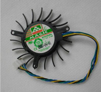 Wholesale Magic MGT5012XB W10 Cooling fan with V A wires blades For Video Card