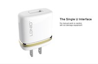 Cheap 50pcs Upscale 5V 1A 2.4A high speed USB Travel Wall Charger Power Adapter EU US plug present Micro(8 pin cable) by DHL