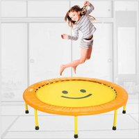 Wholesale Indoor Trampoline Jumping Bed Household Children Trampoline Inches Fitness Equipment
