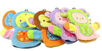 Wholesale by dhl fedex New Arrival Baby Cartoon Bath Gloves Bath Towel Children Bath Rub Cuozao Towel Animal Shapes