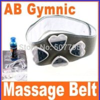 ab gym belt - AB Gymnic Arm Leg Electronic Massage Belt GYM Gymnastic ABGymnic Body Building Health care beauty Belt