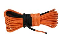 atv sellers - hot seller quot x UHMWPE synthetic ATV UTV winch rope with thimble