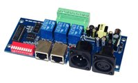 Wholesale 10 pieces CH dmx512 relay board AC110 V DMX512 relay decoder DMX relay swicth