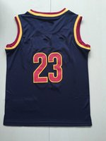 Wholesale New Arrival Kids Basketball Jerseys youth Blue Basketball Jerseys Sportswear Jersesys Stitched Name and Number
