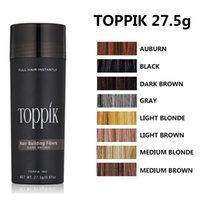 best fibers - Hair Building Fibers Toppik g Best Salon Instant Hair Styling Powder Thickening Keratin Hair Fibre Concealer