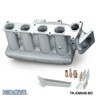 Wholesale TANSKY Performance Cast Aluminum Air Intake Manifold For Mazda MZR For Ford Focus Duratec Engine TK EM048 M3