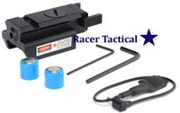 Wholesale Racer Tactical Red Laser sight picatinny for handgun for Glock mm rail mount