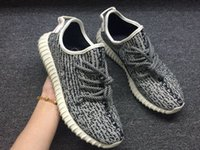 Wholesale With Box Top Quality Yeeyz Boost Tan Boost Kanye West Yeeyz Men Women Yeeyz Trainers Shoes Perfect Yeeyz