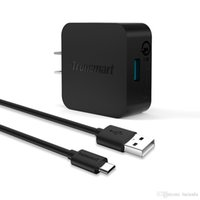asus direct - Tronsmart TS WC1Q Qualcomm Fast Charger QC2 Universal Charging Head Phone Tablet USB Fast Charge For Asus Zenfone Samsung Iphone Xiaomi