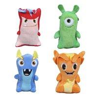 achat en gros de peluche noël poupées gros-Films Slugterra Peluches Poupées Anime Doux Cartoon Stuffed Animal 7