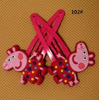 bb hair products - 10 Set Best selling products headdress children hair clip doll headdress BB clip set
