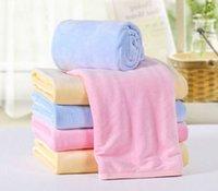 beach quilt fabric - 100 cm Velvet baby bathing towel bathrobe kid summer beach towels newborn blanket quilt